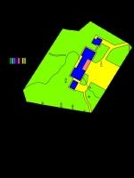Atribución de usos de la parcela del faro de Maó