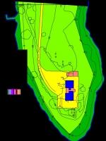 Atribución de usos de la parcela del faro de Punta l'Avançada