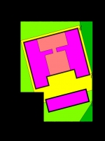 Atribució d'usos dels edificis del far de Illa de l'Aire