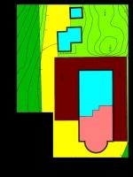 Atribución de usos de los edificios del faro de Cap Favaritx