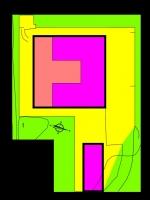Atribució d'usos dels edificis del far de Punta d´Ensiola
