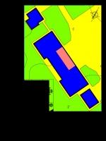 Atribución de usos de los edificios del faro de Maó