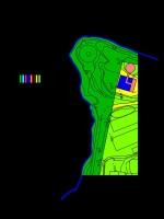 Atribución de usos de la parcela del faro de Punta sa Creu