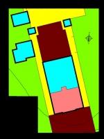 Atribución de usos de los edificios del faro de Cap d'Artrutx