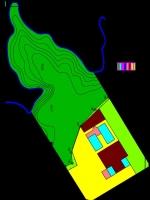 Atribución de usos de la parcela del faro de Punta Nati